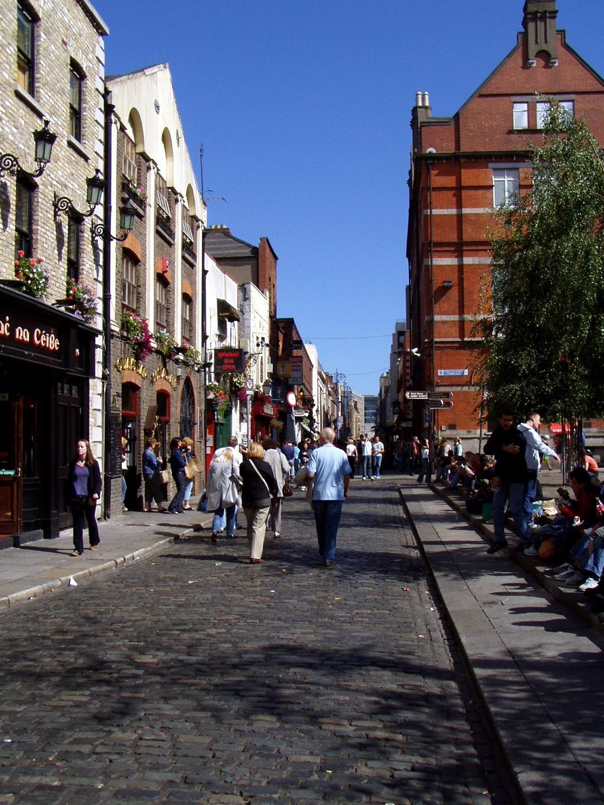 Good morning Dublin !