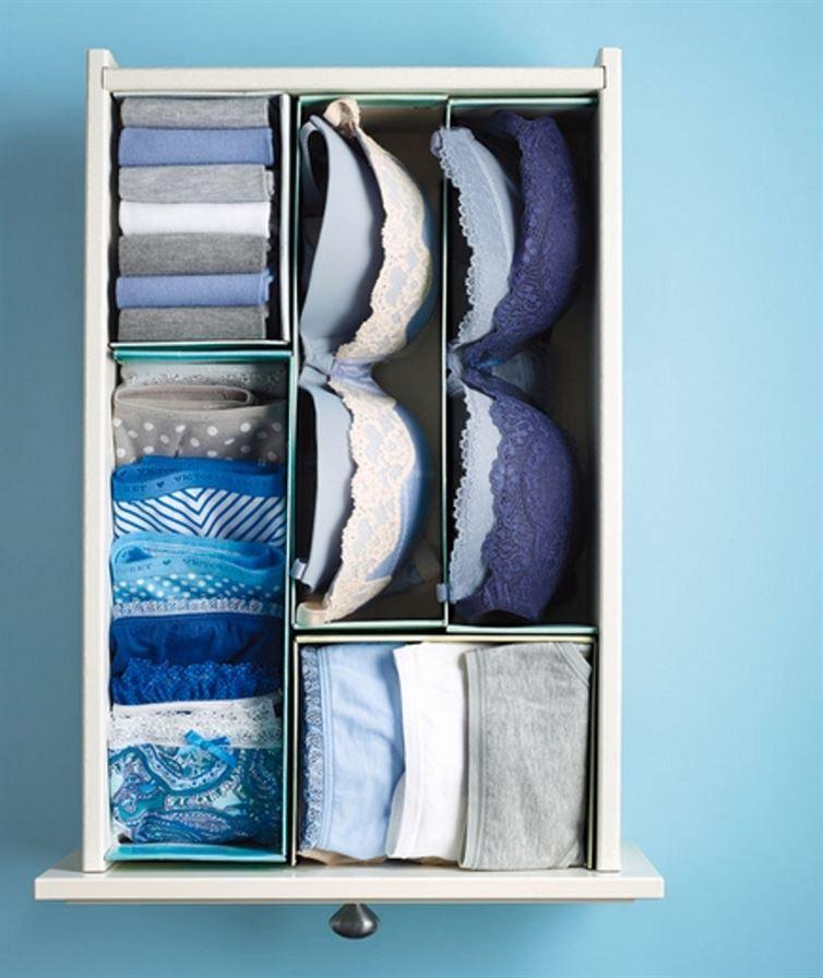 Organiseur tiroir boîte à chaussures