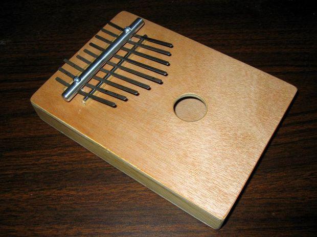 Kalimba piano à pouces
