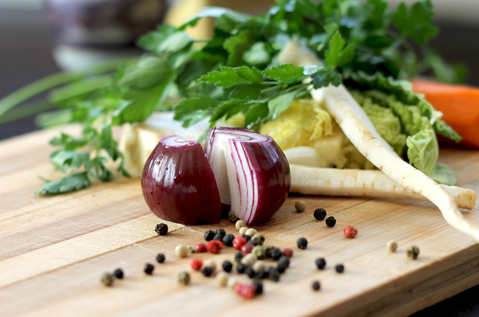 Légumes à faire repousser