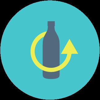 Ecogeste #65 Préférer les bouteilles consignées