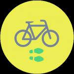 Ecogeste #7 Utiliser le vélo ou la marche à pied pour les trajets courts